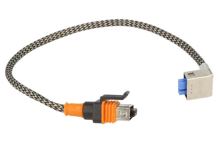 Cablaggio Connettore Per Lampada Xenon D1S D3S Con Centralina XB1108 XB1600 - PZ