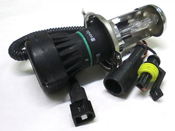 Lampada Hid Xenon H4-3 H4 H/L bixenon 6000K(Solo lampada) 35W - PZ