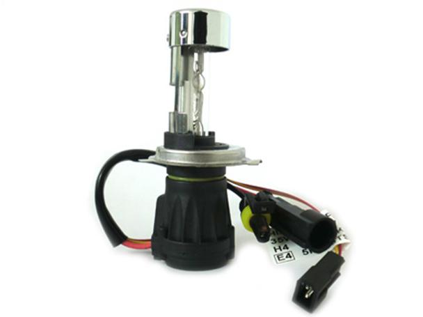 Lampada Xenon H4 H/L bixenon 8000K (Solo Lampada) Nuovo Modello Piu Potente - PZ